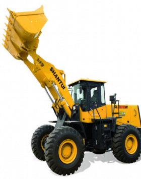 China Shantui SL50wn 5ton Weichai Engine Wheel Loader (Custom)