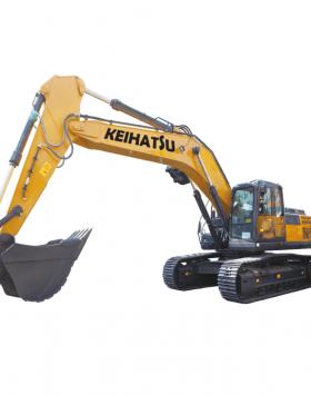 Keihatsu KE370CA excavator