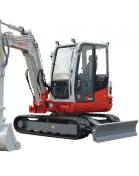 TAKEUCHI TB250 Compact Excavator For Sale