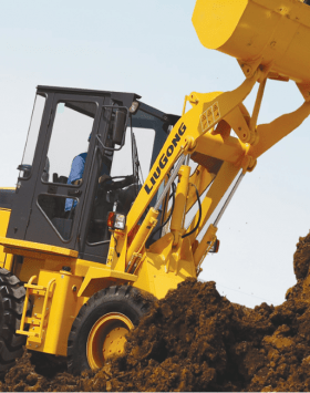 LiuGong WHEEL LOADER 816C er (Custom)