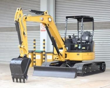 Dozer Cat D6GC dan Mini Hydraulic Excavator Cat 305E2 CR