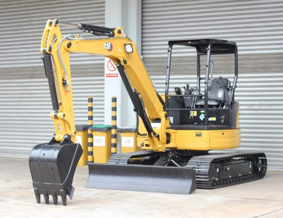 Dozer Cat D6GC dan Mini Hydraulic Excavator Cat 305E2 CR