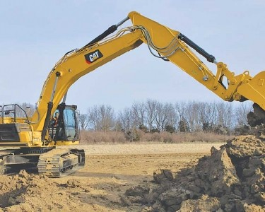 Excavator terbaru kelas 20 ton
