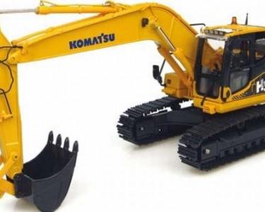 excavator komatsu